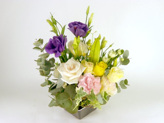 Florist Flower Arrangement - Monthly (R) - P9340 Photo