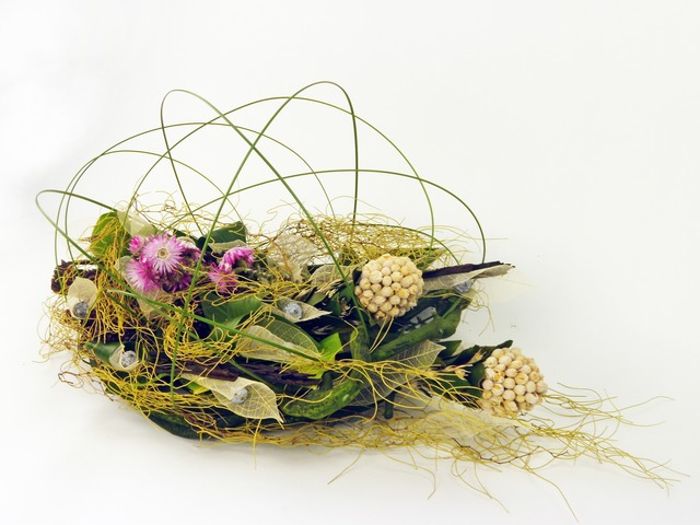 Florist Flower Arrangement - Out of this World - P3412 Photo