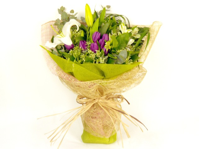 Florist Flower Bouquet - Athena(B)(Bouquet) - P15692 Photo