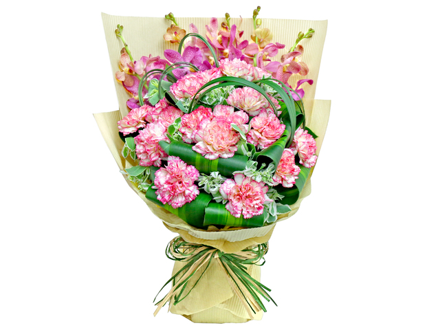 Florist Flower Bouquet - Carnations bouquet 2 - L36668877 Photo