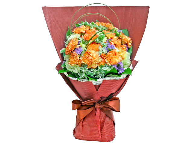 Florist Flower Bouquet - Carnations bouquet 3 - L36668881 Photo
