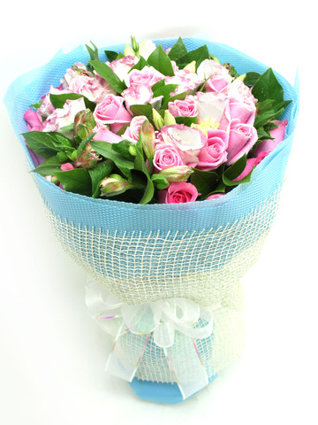 Florist Flower Bouquet - Chic Chic Bouquet - L07115 Photo