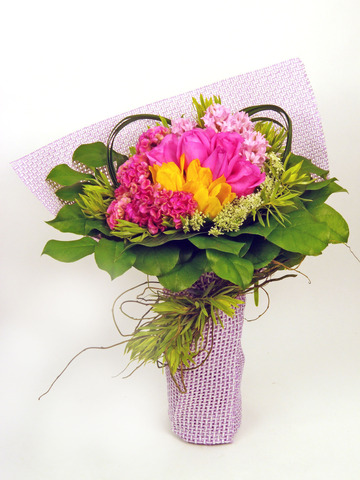 Florist Flower Bouquet - Darling Bouquet - P4276 Photo