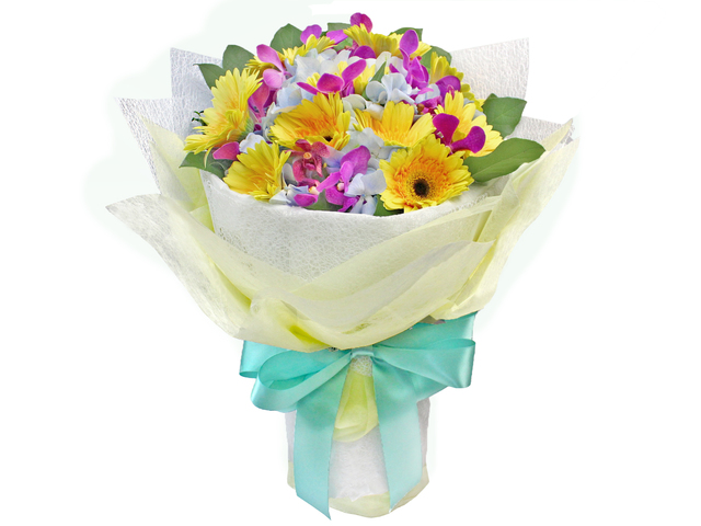 Florist Flower Bouquet - Flower bouquet 25 - L187863 Photo