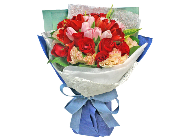 Florist Flower Bouquet - Flower bouquet 33 - L186844 Photo