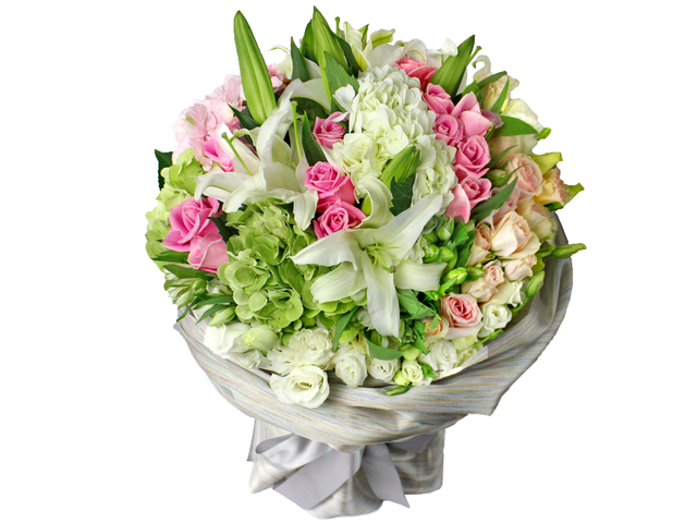 Florist Flower Bouquet - Flower bouquet 59 - L191069 Photo