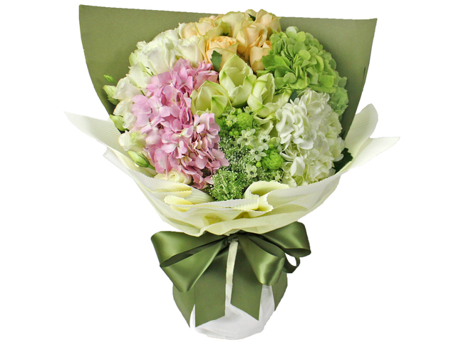 Florist Flower Bouquet - Flower bouquet 62 - L191121 Photo