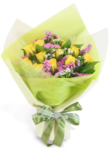 Florist Flower Bouquet - Flower bouquet 70 - L54734 Photo