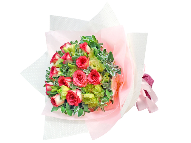Florist Flower Bouquet - Flower bouquet 75 - L182821 Photo