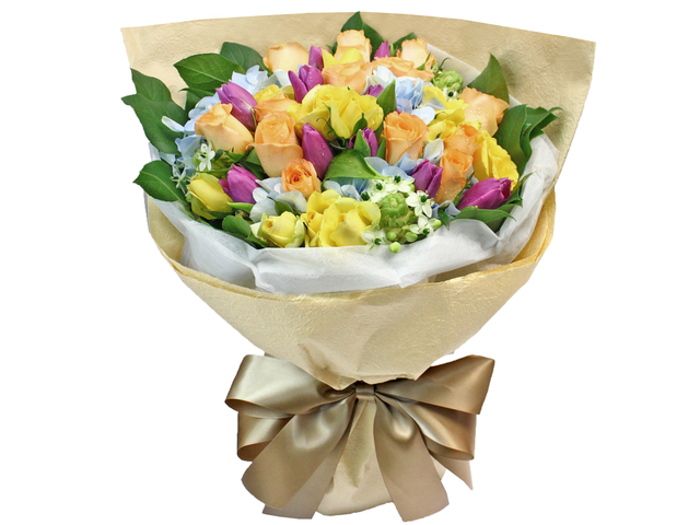 Florist Flower Bouquet - Flower bouquet 8 - L187678 Photo