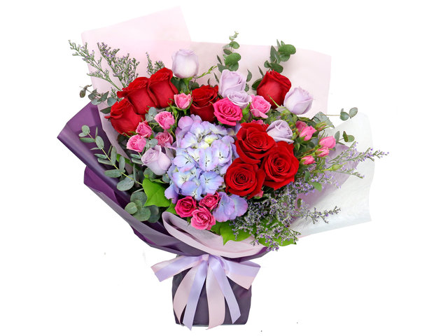 Florist Flower Bouquet - Flower shop bouquets Z2 - BT0717A2 Photo