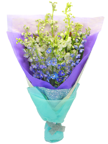 Florist Flower Bouquet - Graceful elegant---01 Bouquet - L24265 Photo
