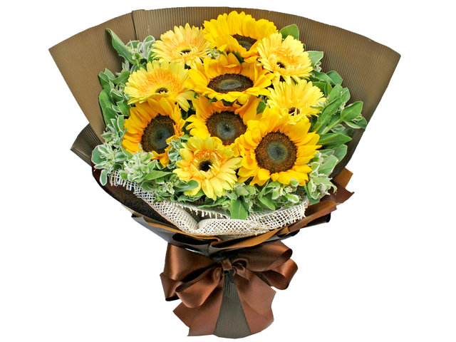 Florist Flower Bouquet - Graduation Flower T - L184180 Photo