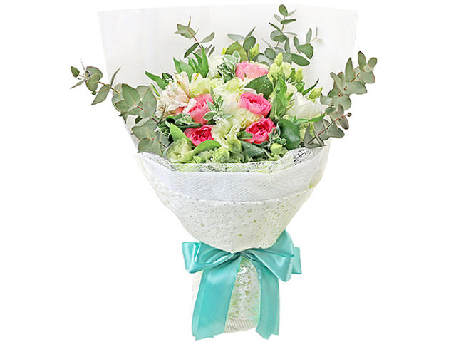 Florist Flower Bouquet - Italy rose florist bouquet RD26 - L76607039 Photo