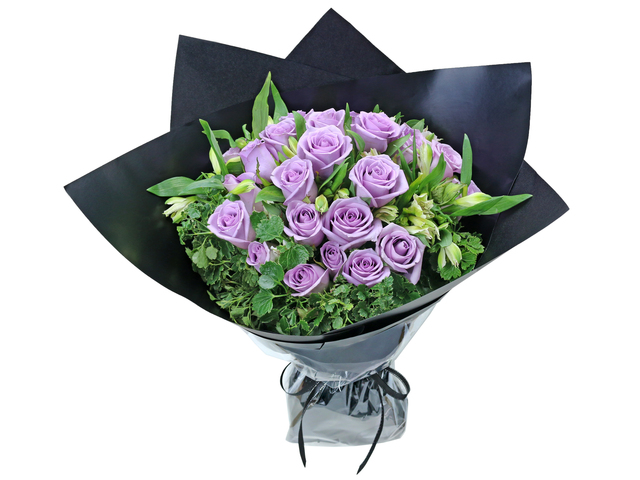 Florist Flower Bouquet - Italy style rose florist gift RD25 - L76604503 Photo