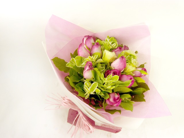 Florist Flower Bouquet - Seductive - B0904 Photo