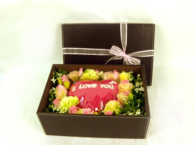 Florist Gift Set - All My Heart - B5949 Photo