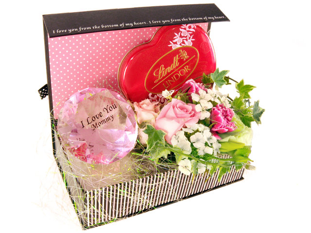 Florist Gift Set - Mommy I Love You - P9537 Photo