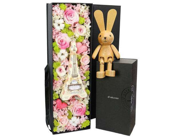 Florist Gift Set - Valentines day agnes b collection 0118A2 - VAB0118A2 Photo