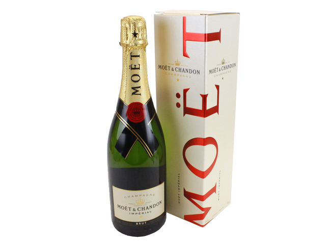 Florist Gift - Champagne Moet & Chandon Brut Imperial - P2014 Photo