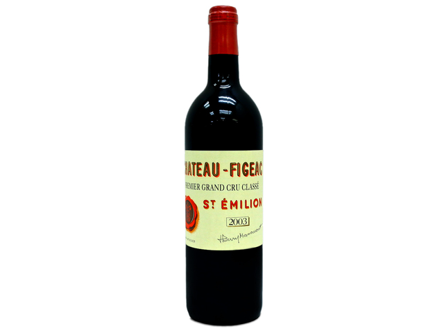 Florist Gift - Chateau Figeac 2003 - L36669489 Photo