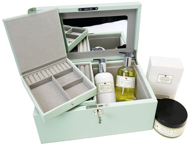 Florist Gift - Crabtree & Evelyn Caribbean Island Wild Flowers gift sets - SE0124A6 Photo