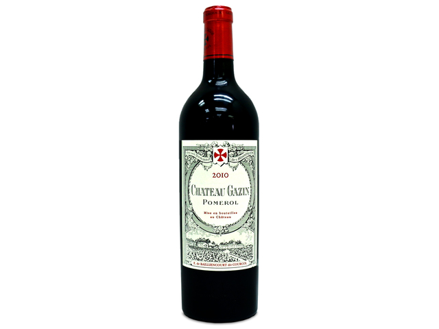 Florist Gift - Gazin Pomerol 2010 - L36669484 Photo