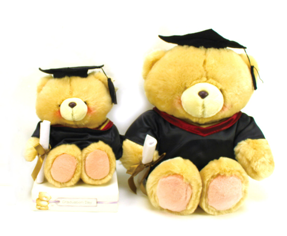 Florist Gift - Graduation Teddy Forever Friends - L05551 Photo