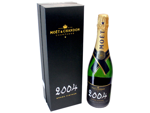 Florist Gift - Moët & Chandon Grand Vintage 2009 - L156898 Photo