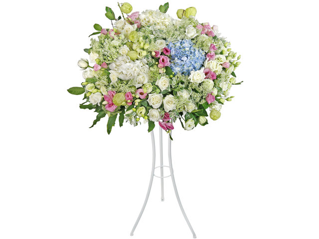 Flower Basket Stand - Openning Japan style florist stand  AB23 - L76600163 Photo