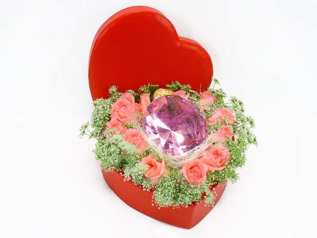 Flower Shop New Product - Diamond for You - L17291 Photo