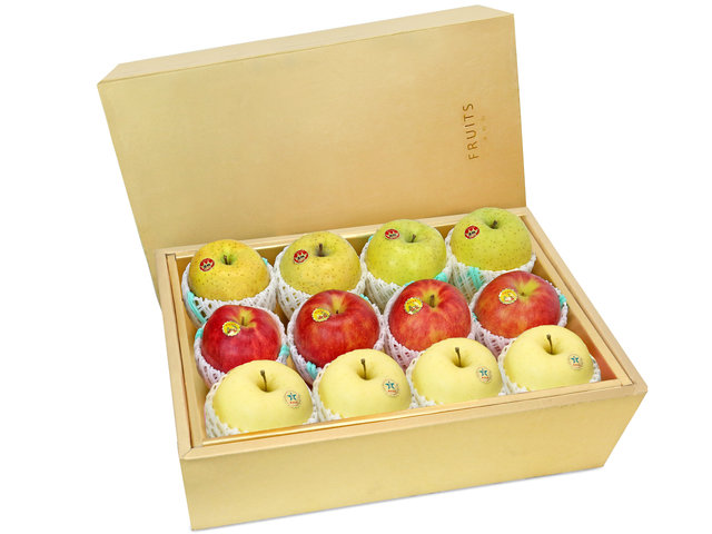Fruit Basket - CNY Fruits Gift Box CNY27 - 0FB0109A5 Photo