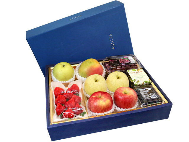 Fruit Basket - CNY Fruits Gift Box CNY28 - 0FB0112A9 Photo