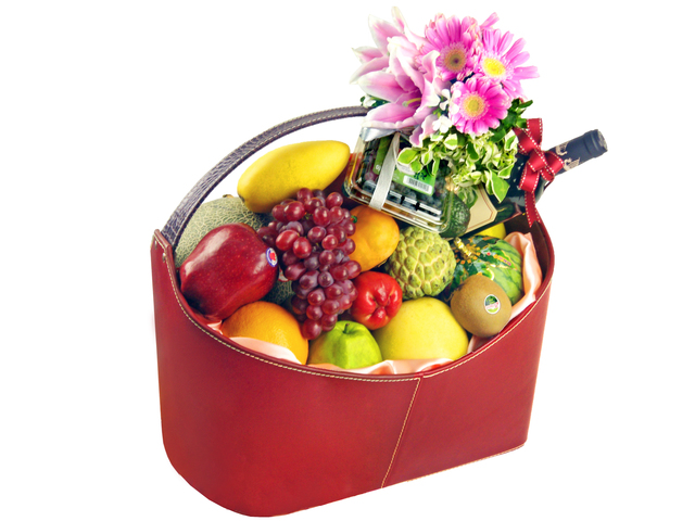 Fruit Basket - Fruit Basket (H) - P1821 Photo
