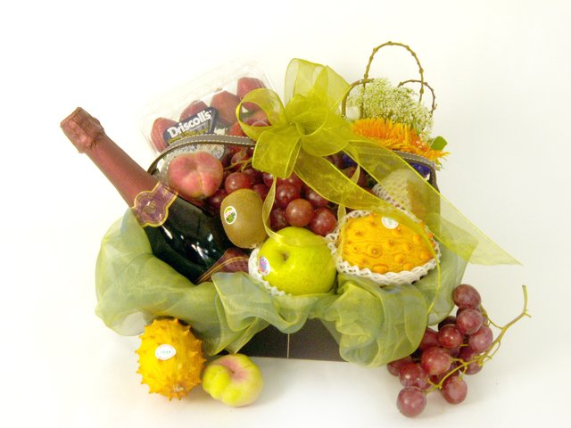 Fruit Basket - Fruit Basket (K) - P16104 Photo