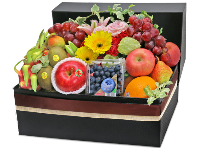 Fruit Basket - Fruit Hamper G31 - L76607428 Photo
