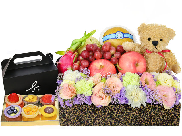 Fruit Basket - Fruit Hamper G41 - FT0614A7 Photo