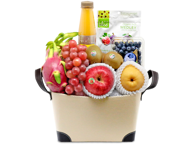 Fruit Basket - Fruit hamper G15 - L76601556 Photo
