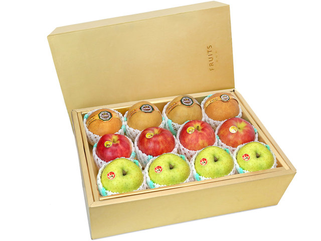 Fruit Basket - Fruits Gift Box Y24 - 0O0808A7 Photo