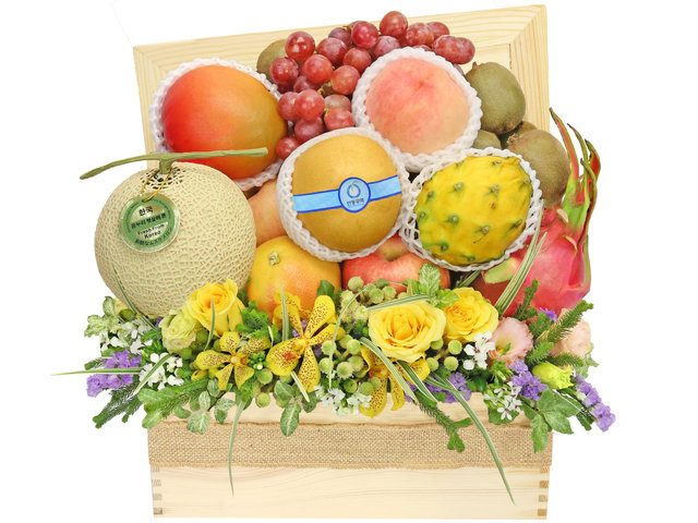 Fruit Basket - fruit basket Z11 - FT0807A3 Photo