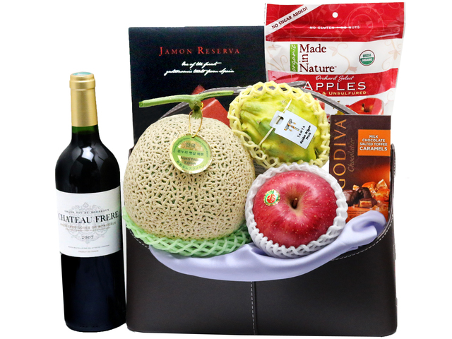 Fruit Basket - fruit hamper G14 - L76601550 Photo