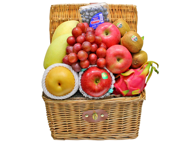Fruit Basket - recovery hamper G6 - L7777849 Photo