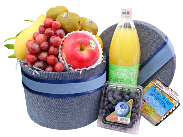 Fruit Basket - recovery hamper G8 - L8312303 Photo