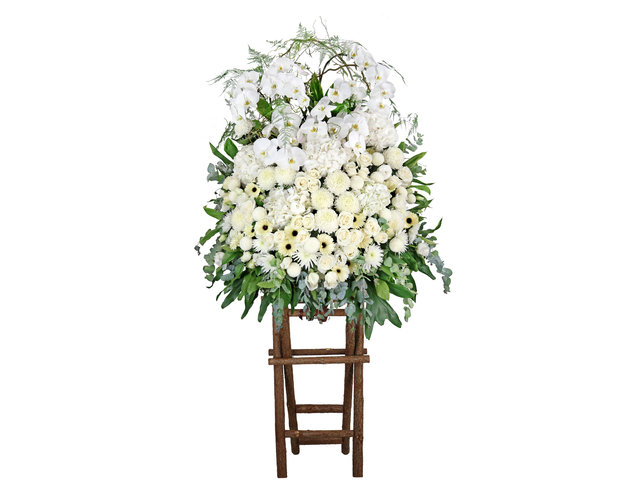 Funeral Flower - Commercial florist stand CL26 - L8705 Photo