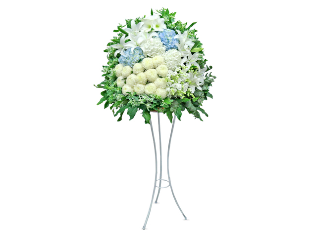 Funeral Flower - Funeral Flower Stand N12 - L36668888 Photo