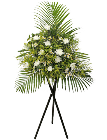 Funeral Flower - Funeral Stand N3 - L0101758 Photo