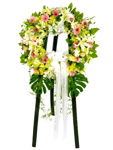Funeral Flower - Funeral stand 13 - L05410 Photo
