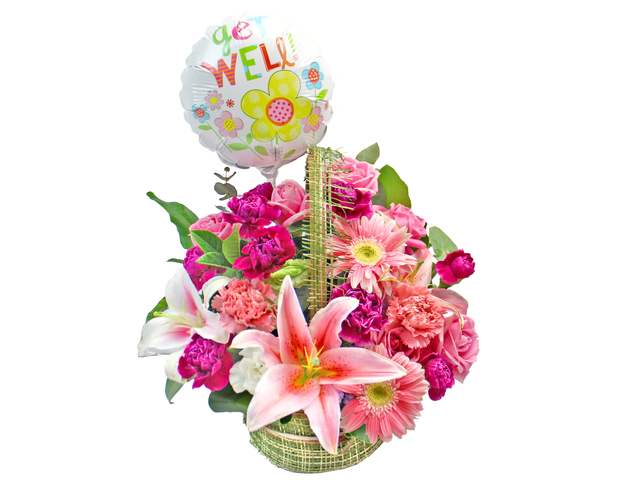 Get Well Soon Gift - Get Well gift 7 - L178128 Photo