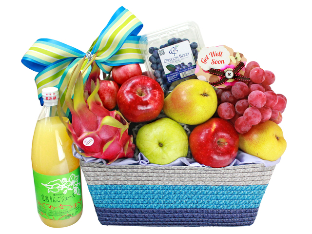 Get Well Soon Gift - Recovery Hamper 10 - L142206 Photo