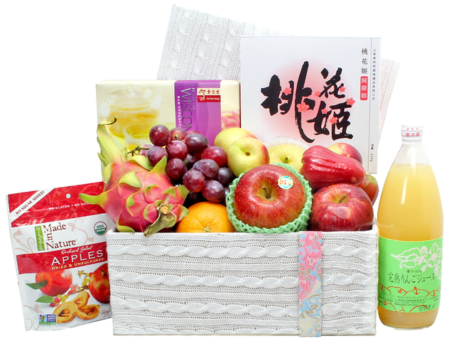 Get Well Soon Gift - recovery hamper 12 - L36511891 Photo